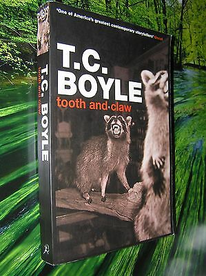 Tooth an Claw¥by T. C. Boyle