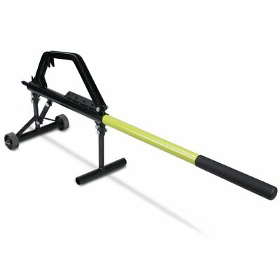 Arksen All-in-One Deluxe Timberjack Log Holder Lifter Yard Gardening Durable w/