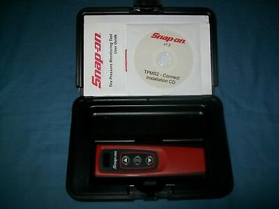 Snap-on™ TPMS2 Tire Pressure Monitor Sensor version 1.2 in Case ExC