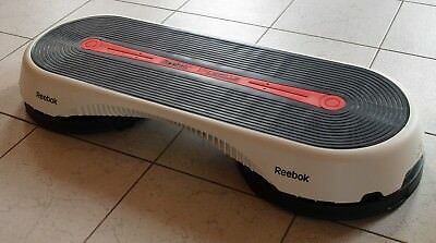 REEBOK Les Mills Smartstep - Stepper top Angebot mit Workout DVD