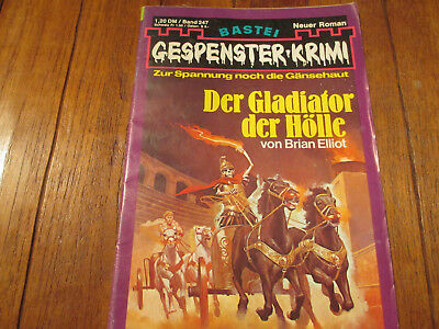 Gespenster-Krimi Band 247  Top