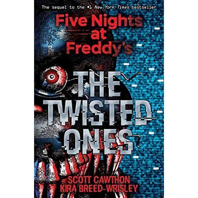 The Twisted Ones Five Nights At Freddy'S By Scott Cawthon Paperback Book 2017