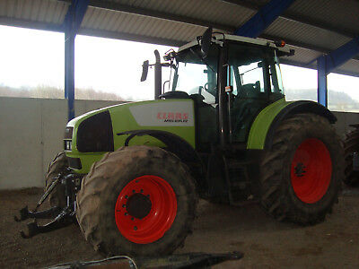 Claas Allradschlepper Ares 696 RZ !!!