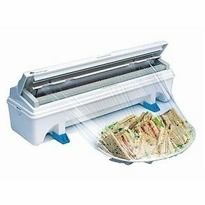 Wrapmaster 3000 Dispenser For Clingfilm Catering Foil & Baking Parchment 12""