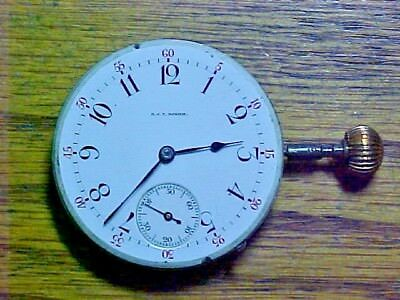 Swiss Hi-Grade 34.5MM Hunter Leverset Nickel Movement No Reserve