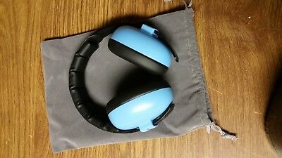 BUENAVO Baby Earmuff Noise Reduction Comfortable Headband