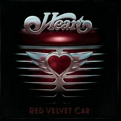 FREE US SHIP. on ANY 3+ CDs! ~Used,Very Good CD Heart: Red Velvet Car