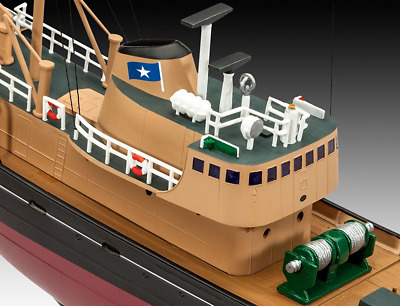 Revell 05204 - North Sea Trawler - Maßstab 1:142