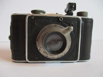 "1935 Foth Derby ""Derby Type 3"" Folding Camera with Telescope Viewfinder"