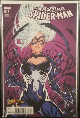 MARVEL Comics AMAZING SPIDER-MAN #16 Variant Cvr VENOM BLACK CAT GWEN MARY JANE