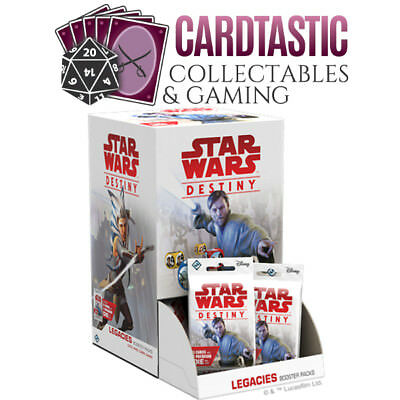 Star Wars Destiny Legacies Box
