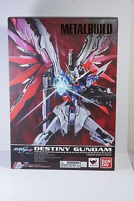 Bandai Tamashii Nations Metal Build Gundam SEED Destiny Gundam