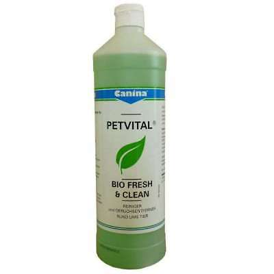 (18.79 EUR/Liter) Canina Pharma PETVITAL Bio Fresh & Clean 1000ml