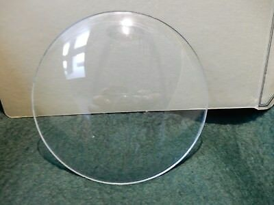 CONVEX CLOCK GLASS ANTIQUE  DIAMETER 115 mm   REPLACE THAT BROKEN OR DAMAGED !