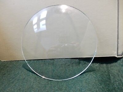 CONVEX CLOCK GLASS ANTIQUE  DIAMETER 115 mm   REPLACE THAT BROKEN DAMAGED A2