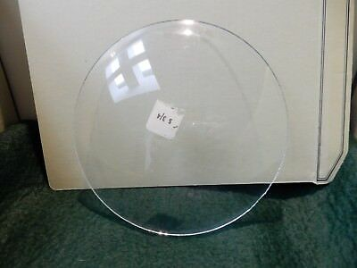 CONVEX CLOCK GLASS ANTIQUE  DIAMETER 146mm   REPLACE THAT BROKEN DAMAGED A11