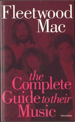 FLEETWOOD MAC The Complete Guide to their Music NEW BOOK
