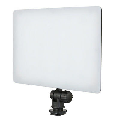 METTLE Soft Light LED Videoleuchte Bi-Color SL-100 D, dimmbares Video-Kopflicht