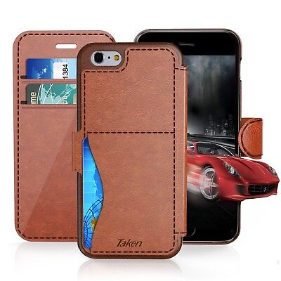 Iphone 6 Wallet Cover case , Flip , Leather, High Quality , Shockproof , Card