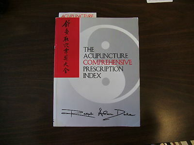 The Acupuncture Comprehensive Prescription Index - Volume II