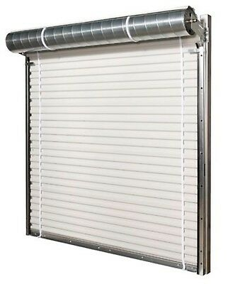 Commercial & Industrial Overhead Coiling Roll Up Doors