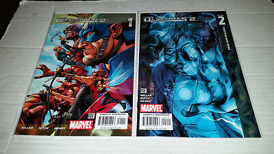 The Ultimates 2 # 1 - 13 (2005, Marvel) 1st Print Complete Series
