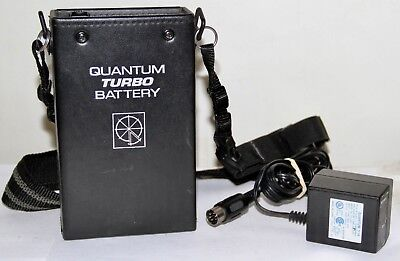 Quantum Turbo Battery + T-16 Turbo Charger Looks Very Clean