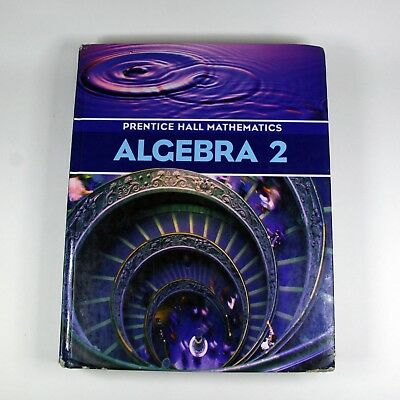 Prentice hall algebra 2 hardcover student edition used 3500 prentice hall algebra 2 hardcover student edition of textbook fandeluxe Image collections