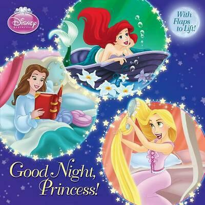 Good Night, Princess! by Andrea Posner-Sanchez (English) Paperback Book Free Shi