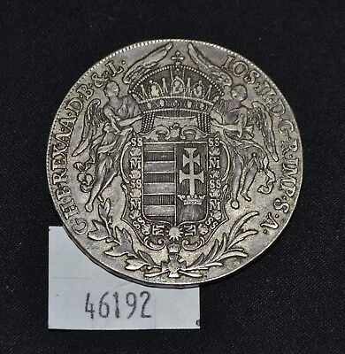 West Point Coins ~ Hungary Thaler 1783B