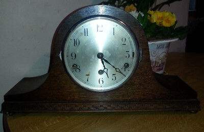 Antique Westminster chime Mantle clock Spares and Repares