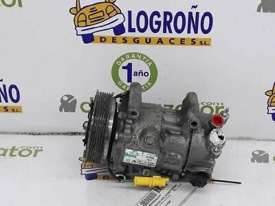 Compresor aire acondicionado CITROEN C4 BERLINA VTR Plus 2004 9651910980 662583