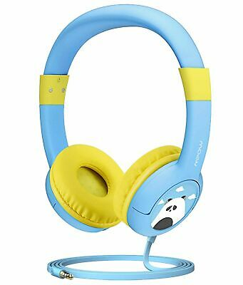 Mpow Kids Headphones Wired 3.5mm Audio On-Ear Headset with 85dB Volume Limited