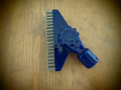"""5"""" Long Handle Stainless Steel Grout Cleaning Brush by Creative Cleaning Systems"""