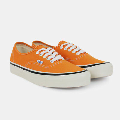 e2848383d9 Vans Unisex Authentic 44 DX Anaheim Factory OG Gold Orange White VN0A38ENQA7
