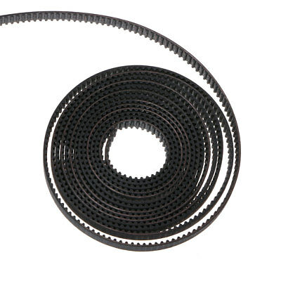 2m GT2 Open Rubber Timing Belt 2GT 6mm Width For CNC 3D Printer Reprap Prusa i3
