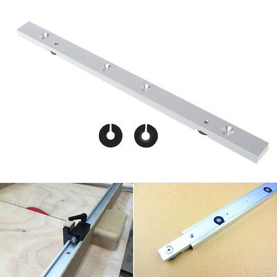 300MM Aluminium Alloy Rail Miter Bar Slider Table Saw Gauge Rod Woodworking Tool