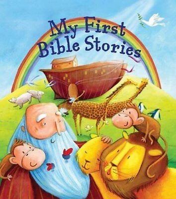 My First Bible Stories by Katherine Sully New Hardback Book