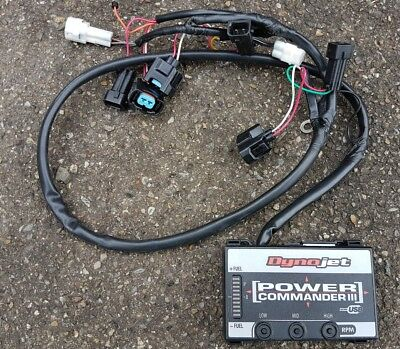 Power Commander 3 USB Triumph Speed Triple 1050 Bj.2006