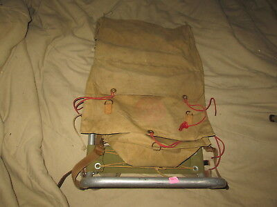 VINTAGE BSA BOY SCOUTS OFFICIAL BACKPACK Frontier FRAME & PACK~YUCCA PacK No.574