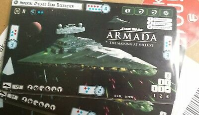 Star Wars Armada Imperial II-Class Star Destroyer Promo 2015