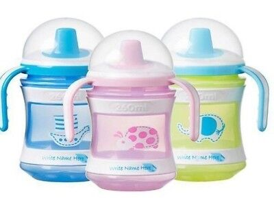Tommee Tippee  Explora  Trainer Cup Age 6m+  - Various colours Bpa free