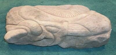 !! Ancient Sandstone Carving !! Marine Life !! Need Help To Identify !!!!!