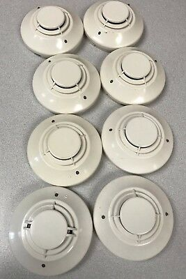 Notifier Used Heat Detector Head Miscellaneous Package