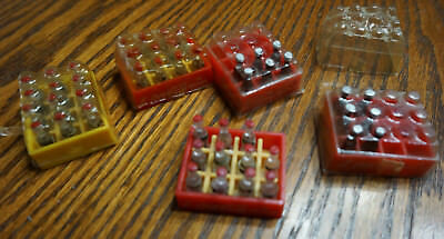 Vintage Miniature Coca Cola Mini Bottles Coke in 5 Cases