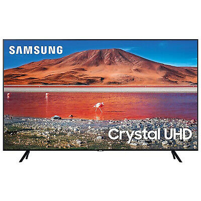 "Smart Tv Led Samsung Ue43Ru7172U 43"" Pollici Ultra Uhd 4K Hdr Internet Tv Wifi"