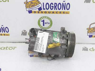 Compresor aire acondicionado PEUGEOT 307 break/sw sw pack 2005 9651911380 662580