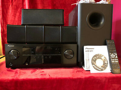 Pioneer HTP-071 Home Theater System