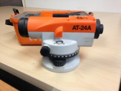 Topcon AT-24A Auto Level, Used, With Case