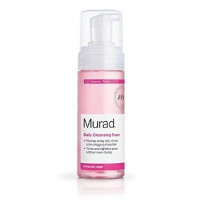 Murad Daily Cleansing Foam, 5.1 Fluid Ounce Fast Shipping